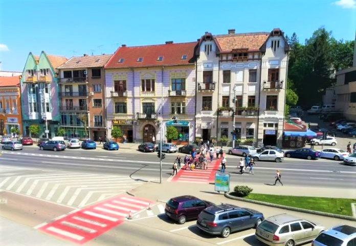 lucrari pe datorie marcaje rutiere de aproape 400 000 de euro in targu mures doua treimi din suma urmand sa fie achitate din bugetul pe 2020