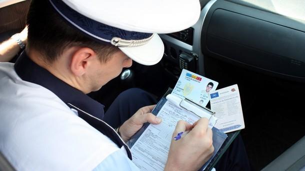 33 de permise de conducere au fost retinute de politisti