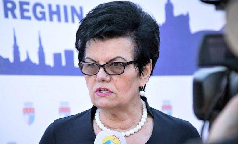 oficial maria precup debarcata din functia de primar al reghinului interdictie de a candida la urmatoarele alegeri