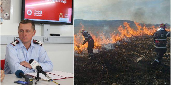 bilant 2019 o crestere de 669 la interventiile isu mures si 2 morti din cauza arderilor de vegetatie uscata politia nu poate face nimic din lipsa de dovezi