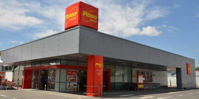 proiect pentru un nou magazin penny market intre targu mures si santana de mures