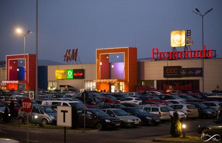 masuri pentru deblocarea traficului rutier in zona promenada mall