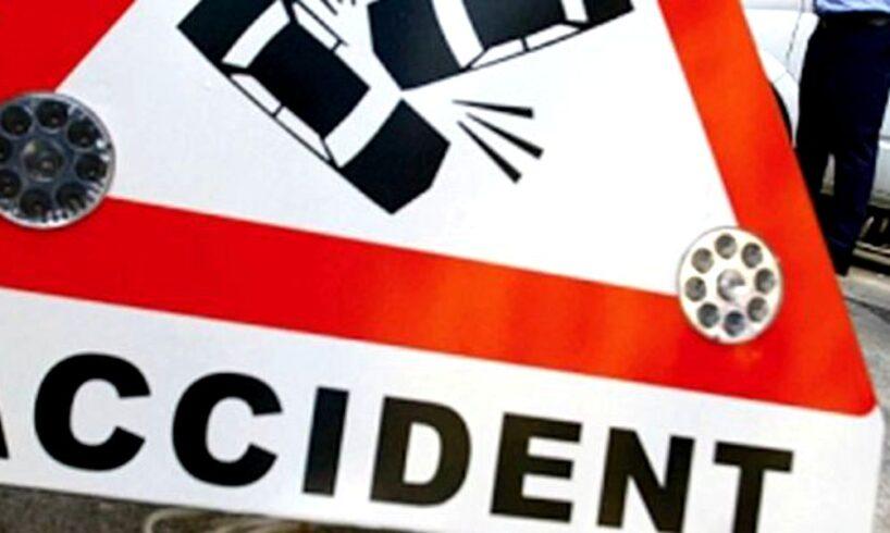 mures teava de gaz lovita in urma unui accident rutier