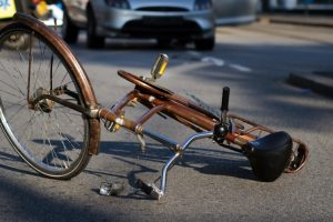 accident mortal la faragau un biciclist a fost acrosat de un autoturism condus de un reghinean