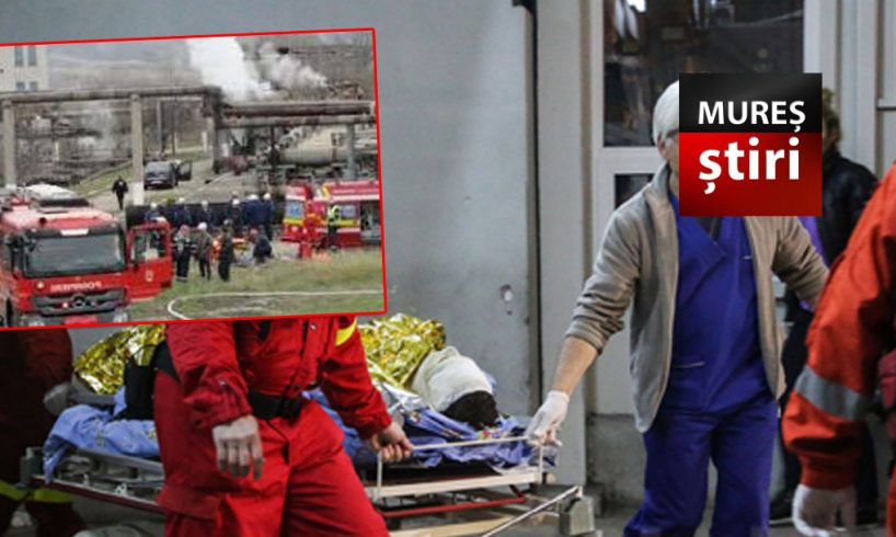 incredibil victima cu arsuri grave survenite in urma unui accident de munca plimbat prin spitale
