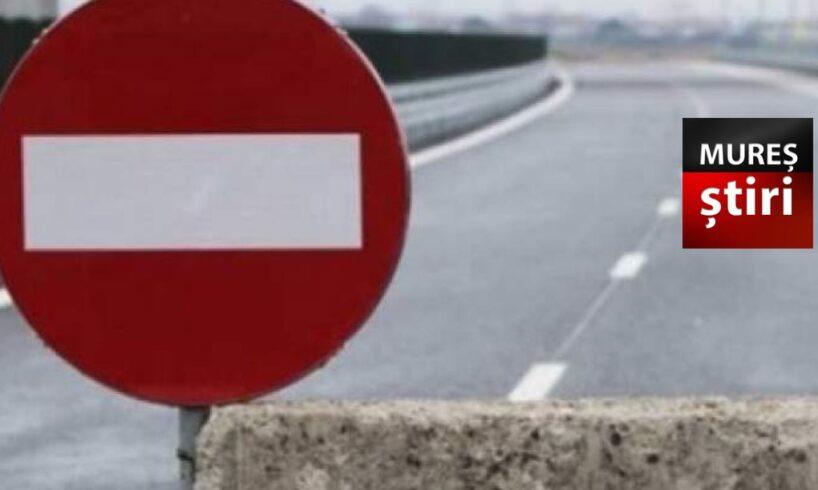 infotrafic situatia drumurilor cu restrictii de circulatie