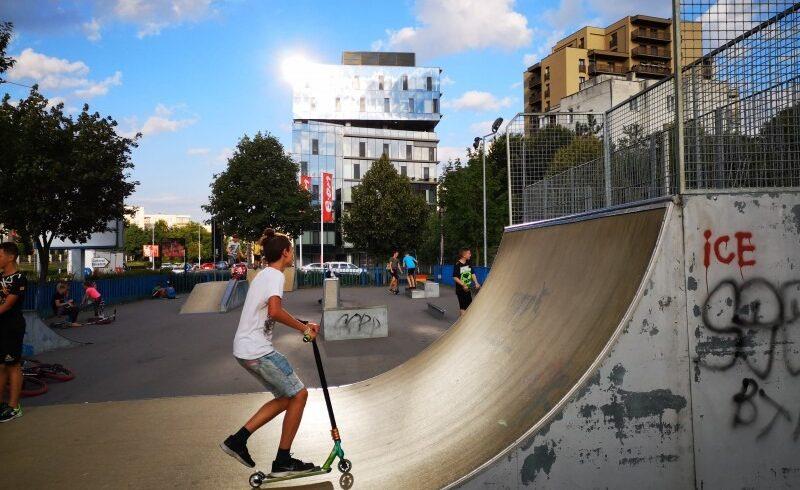 parcurile de joaca si curatenia din tg mures prioritare pentru politia locala in sezonul estival