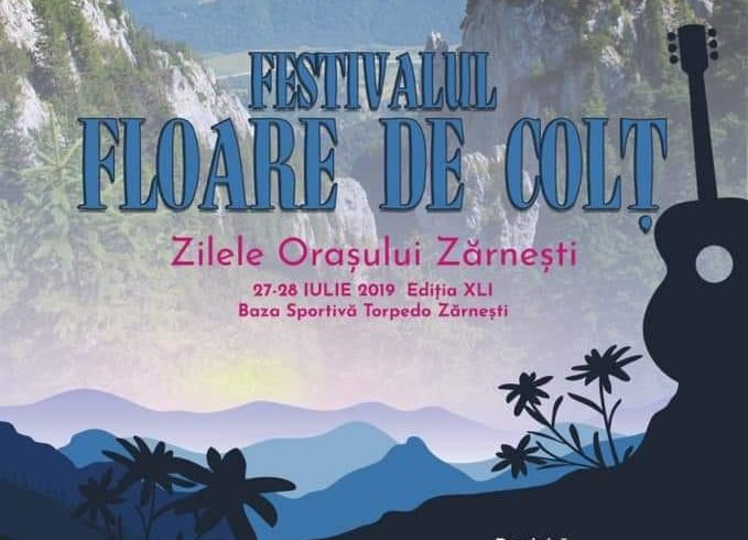 festivalul floare de colt la zarnesti