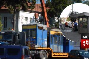 scandal!-a-inceput-actiunea-de-demolare-si-ridicare-a-chioscurilor-din-municipiu!-foto
