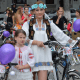 skirtbike o actiune de constientizare a populatei din trafic si a exprimarii libere