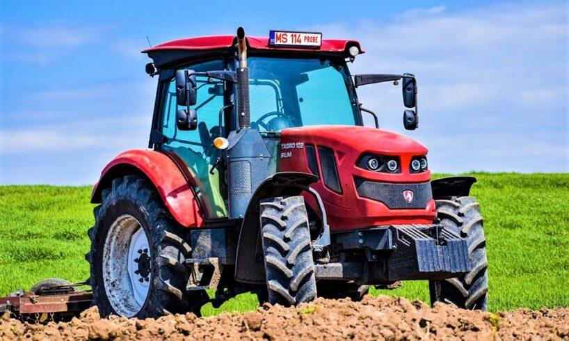 tagro tractorul romanesc produs in reghin a fost scos la vanzare
