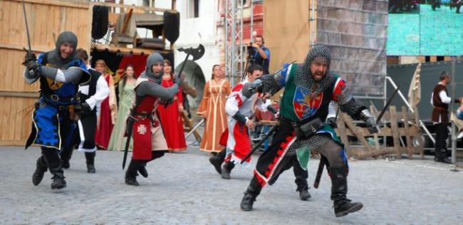 festivalul sighisoara medievala peste 4 zile