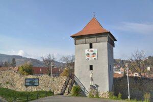 primaria brasov vrea sa preia in administrare de la consiliul judetean turnurile si bastioanele