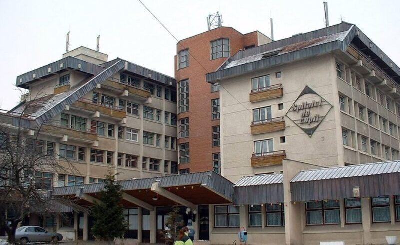 lucrarile de reabilitare de la spitalul clinic de urgenta pentru copii brasov verificate