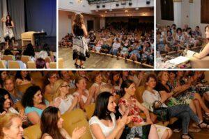 workshop de hipnoterapie medicala la tg mures