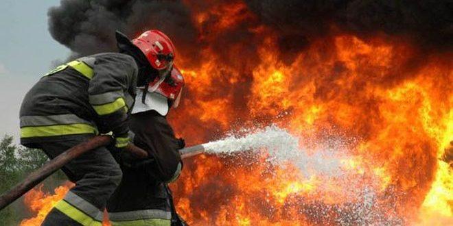 incendiu-la-un-atelier-de-instrumente-muzicale-din-reghin!