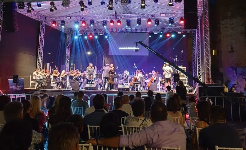 festivalul tam tam a atras in centrul vechi al brasov mii de oameni