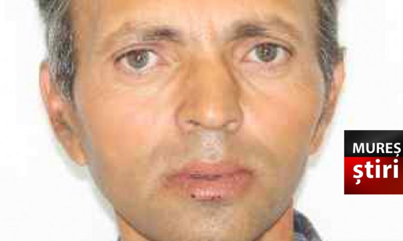 distribuiti barbat din comuna petelea disparut cautat de politisti si familie