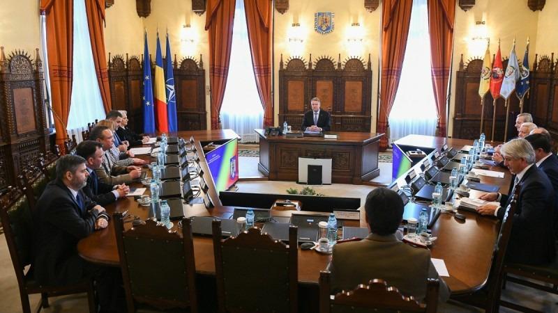 modul in care au raspuns autoritatile in cazul de la caracal ajunge astazi in sedinta consiliului suprem de aparare a tari