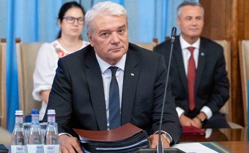 ministrul de interne a demisionat dupa doar 6 zile