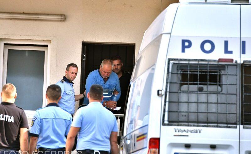 gheorghe dinca inculpat in cazul crimelor din caracal si a retras contestatia pe care a formulat o la decizia de arestare