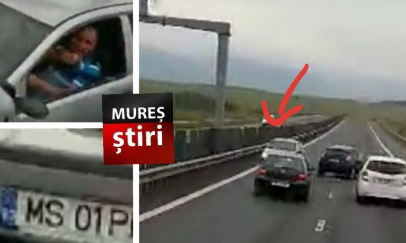 imagini-video-incredibile-cu-un-muresean-conducand-pe-contrasens-pe-autostrada!