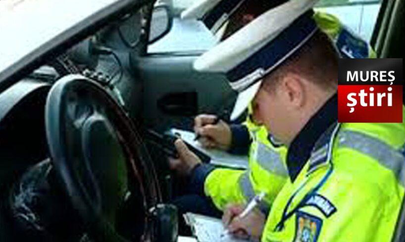 politistii au aplicat aproape 500 de amenzi si au lasat pietoni peste 40 de soferi
