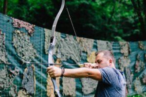 mures archery extreme la platoul cornesti