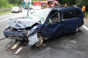 doua din victimele accidentului de la balauseri sunt copii au fost grav raniti