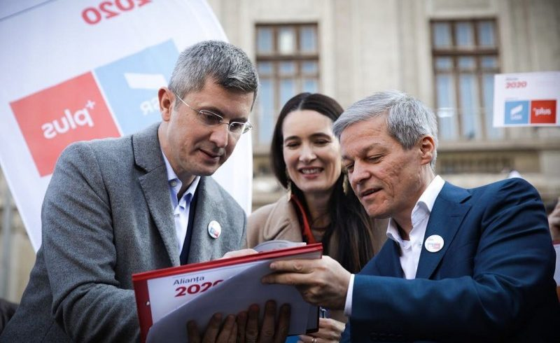 comitetul politic al uniunii salvati romania a votat continuarea aliantei cu plus