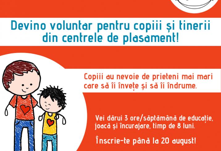 se-cauta-voluntari-in-mures-pentru-copiii-aflati-in-grija-statului!