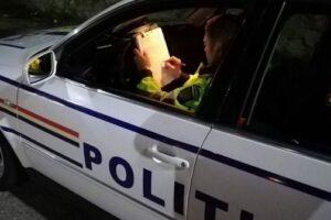sute de transportatori ilegali de persoane prinsi de politisti