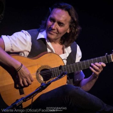 celebrul chitarist vicente amigo concert in premiera in romania la festivalul harmonia cordis
