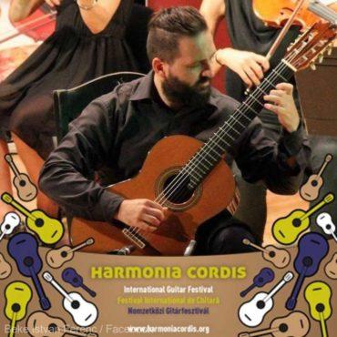 festivalul international de chitara harmonia cordis targu mures reprezinta romania in proiectul eurostring