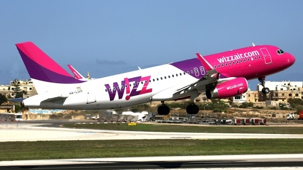 wizz-air-amendata-in-ungaria-si-pentru-comportament-necorespunzator-la-targu-mures