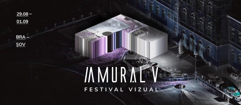 a v a editie a festivalului amural vine cu cea mai mare proiectie 3d din istoria brasovului