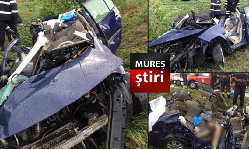 foto doi morti si doua femei si un copil de 3 ani raniti dupa ce o masina a intrat pe contrasens si s a izbit de un tir