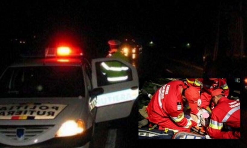tragedie un copilas de 6 ani a murit dupa ce a fost lovit puternic de o duba pe dn14a