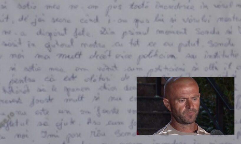 scrisoarea-tatalui-#alexandrei-catre-toti-oamenii-crestini-care-i-au-fost-alaturi!