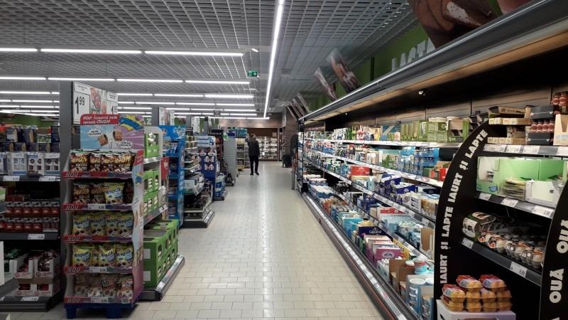 institutul national de statistica anunta ca s au ieftinit unele alimente