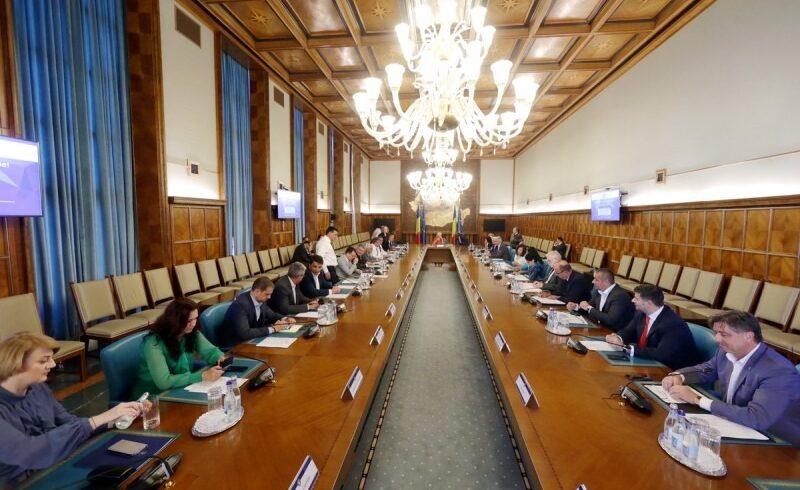 rectificarea bugetara se afla pe ordinea de zi a sedintei de guvern de astazi