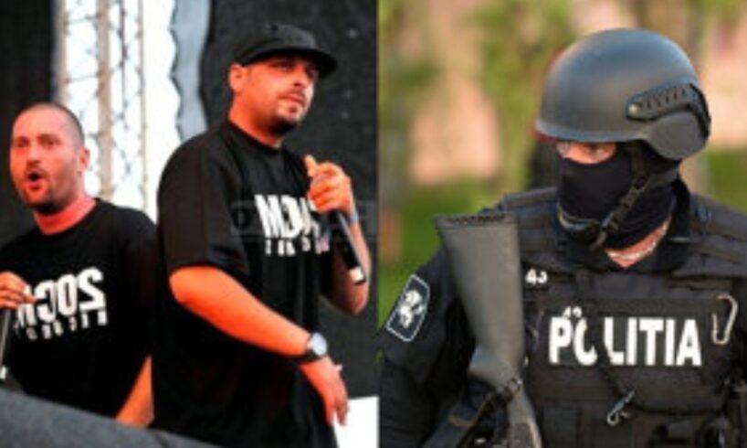 politistii au pierdut procesul cu trupa parazitii si trebuie sa plateasca video