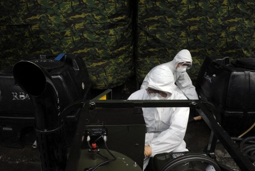 nu exista o crestere a nivelului de radiatii in romania in urma exploziei din rusia