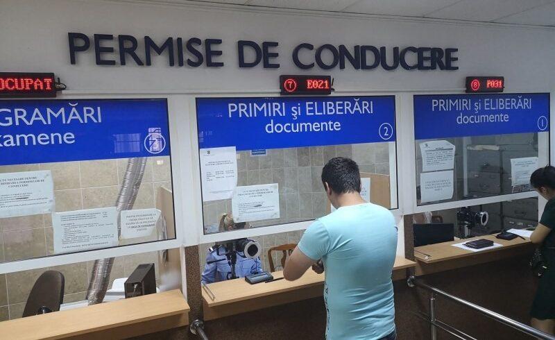 vineri se lucreaza la ghiseul eliberari permise de conducere si certificate de inmatriculare mures