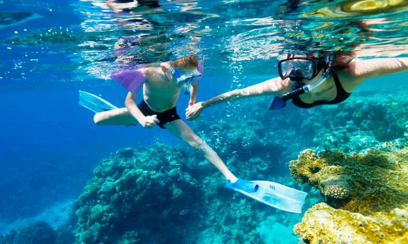 o mie de persoane vor putea face gratuit snorkeling si scuba diving pe litoralul romanesc