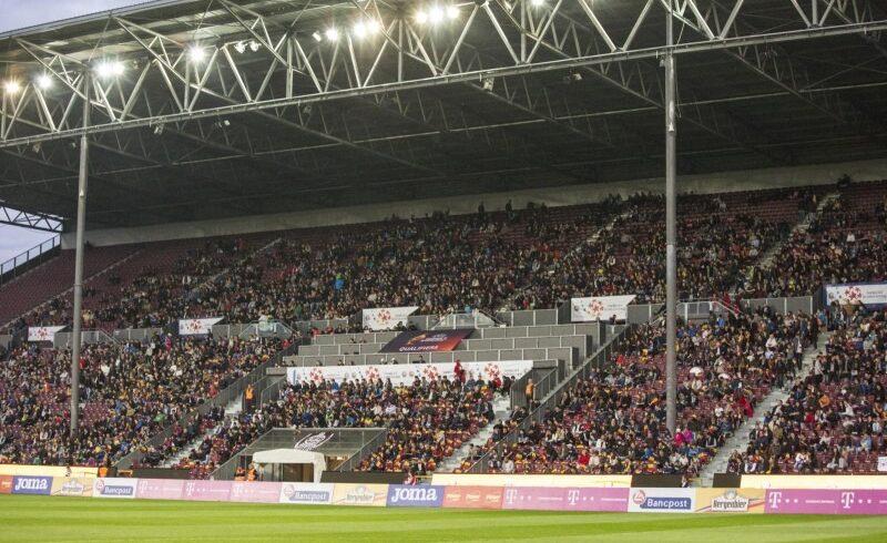 fotbalistele tricolore vor intalni belgia la cluj napoca