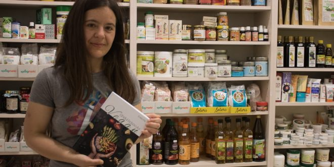interviu cu pal eniko autoarea cartii ghidul bobocului vegan alimentatia vegana a fost declarata cea mai sanatoasa alimentatie