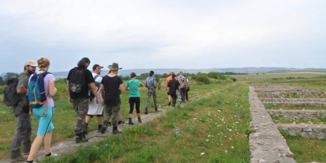 studenti umfst prezenti la workshop ul arheologia militara a provinciei dacia