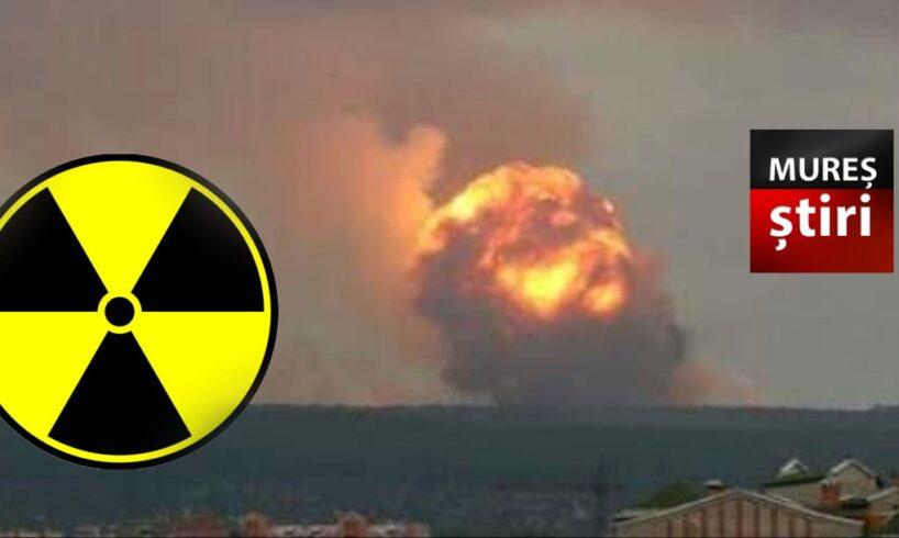 anuntul autoritatilor referitor la prezenta unui nor radioactiv deasupra romaniei