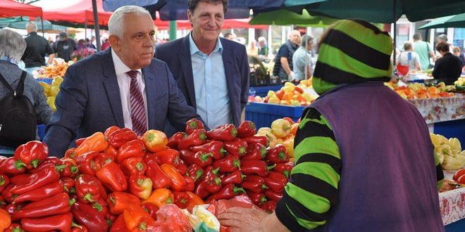 petre-daea,-explicatii-la-targu-mures-pentru-producatorii-de-tomate